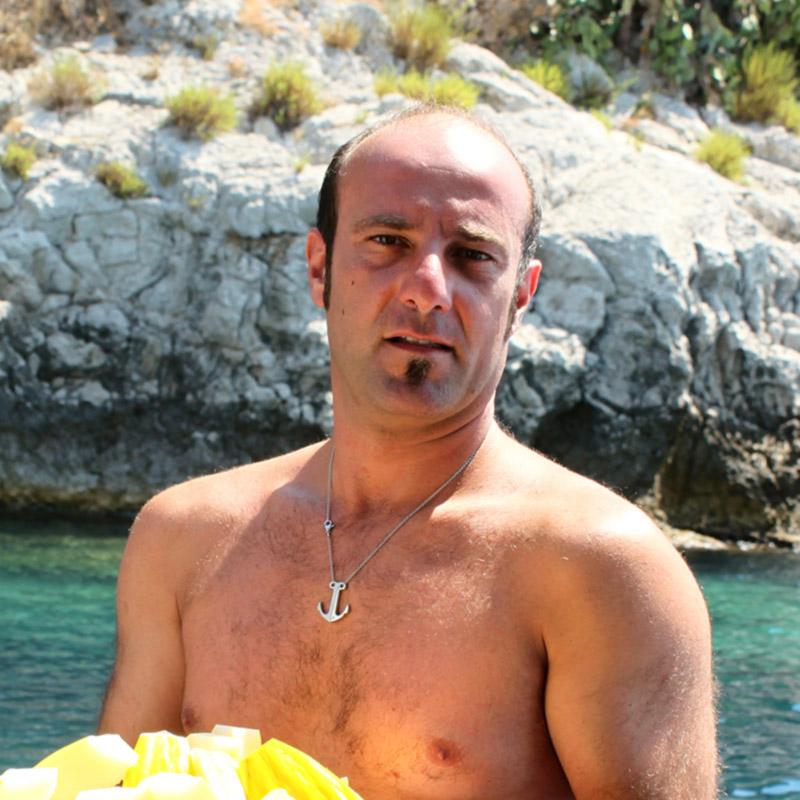Giuseppe Coco - istruttore PADI certificato